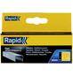 RAPID Tackerklammern, 4 mm, Heftklammer Typ 13, Klammern 13/4 mm 2.500 St., Box-Thumbnail