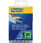 RAPID Tackerklammern, 6 mm, Heftklammer Typ 140, 5000 St., in wiederverschließbarer Kunststoffbox-Thumbnail