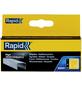 RAPID Tackerklammern, 8 mm, Heftklammer Typ 13, Klammern 13/8 mm 2.500 St., Box-Thumbnail