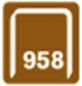 RAPID Tackerklammern, 8 mm, Heftklammer Typ 958, 2000 St., in Blisterverpackung-Thumbnail