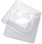 REV Tapetenschoner, 1-fach, Transparent, Kunststoff-Thumbnail