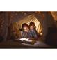 ANSMANN® Taschenlampe, X30, Baby C, LED, Silber, Aluminium-Thumbnail