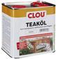 CLOU Teak-Öl, transparent, seidenglänzend, 2,5 l-Thumbnail