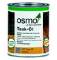 OSMO Teak-Öl, transparent, seidenmatt, 0,75 l-Thumbnail