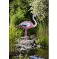 HEISSNER Teichfigur, Flamingo, Höhe: 74  cm, Kunststoff, pink/weiß-Thumbnail
