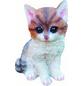 GRANIMEX Teichfigur »Holly«, Katze, Polystone, bunt-Thumbnail