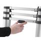 HAILO Teleskopleiter, Anzahl Sprossen: 9, Aluminium-Thumbnail