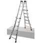 HAILO Teleskopleiter »MTL«, 12 Sprossen, Aluminium-Thumbnail