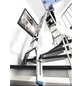 KRAUSE Teleskopleiter »STABILO«, Anzahl Sprossen: 20, Aluminium-Thumbnail
