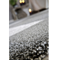 LUXORLIVING Teppich »Colmar«, BxL: 67 x 140 cm, grau-Thumbnail