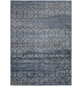 LUXORLIVING Teppich »Famos«, BxL: 133 x 190 cm, silberfarben-Thumbnail