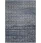LUXORLIVING Teppich »Famos«, BxL: 80 x 150 cm, silberfarben-Thumbnail