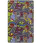 ANDIAMO Teppich »Strasse«, BxL: 165 x 240 cm, bunt-Thumbnail