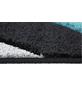 LUXORLIVING Teppich »Violin«, BxL: 80 x 150 cm, schwarz-Thumbnail