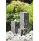 HEISSNER Terrassenbrunnen »Neptun«, Höhe: 15/25/40 cm, granitfarben, inkl. Pumpe-Thumbnail