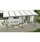 GARDENDREAMS Terrassendach »Easy Edition«, Breite: 600 cm, Dach: Polycarbonat (PC), Farbe: anthrazit-Thumbnail