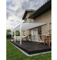 GARDENDREAMS Terrassendach »Easy Edition«, Breite: 600 cm, Dach: Polycarbonat (PC), Farbe: weiß-Thumbnail