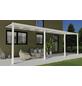 GARDENDREAMS Terrassendach »Easy Edition«, Breite: 700 cm, Dach: Polycarbonat (PC), Farbe: weiß-Thumbnail