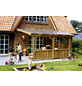 Terrassendach, H (max) x B x T: 272  x 434 x 350 cm-Thumbnail