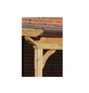 Terrassendach, H (max) x B x T: 278  x 434 x 300 cm-Thumbnail