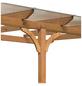 KARIBU Terrassendach »Premium 1«, (B x T x H): 714 x 250 x 252 cm-Thumbnail