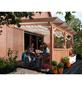 KARIBU Terrassendach »Premium 2«, (B x T x H): 512 x 300 x 257 cm-Thumbnail