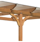 KARIBU Terrassendach »Premium 2«, H (max) x B x T: 257  x 714 x 300 cm-Thumbnail