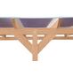 KARIBU Terrassendach »Premium 3«, H (max) x B x T: 261  x 714 x 350 cm-Thumbnail