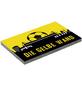 MR. GARDENER Terrassenplatte »Fußball Dortmund«, aus Beton, Kanten: gefast-Thumbnail