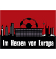 MR. GARDENER Terrassenplatte »Fußball Frankfurt«, aus Beton, Kanten: gefast-Thumbnail