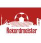 MR. GARDENER Terrassenplatte »Fußball München«, aus Beton, Kanten: gefast-Thumbnail