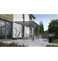 GARDENDREAMS Terrassenüberdachung »Compact Line«, Breite: 424 cm, Dach: Polycarbonat (PC), anthrazitgrau-Thumbnail
