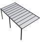 GARDENDREAMS Terrassenüberdachung »Compact Line«, Breite: 604 cm, Dach: Polycarbonat (PC), anthrazitgrau-Thumbnail