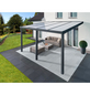 GARDENDREAMS Terrassenüberdachung »Easy Edition«, Breite: 300 cm, Dach: Polycarbonat (PC), anthrazit-Thumbnail