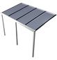 GARDENDREAMS Terrassenüberdachung »Easy Edition«, Breite: 400 cm, Dach: Polycarbonat (PC), weiß-Thumbnail
