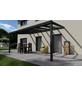 GARDENDREAMS Terrassenüberdachung »Easy Edition«, Breite: 500 cm, Dach: Glas, anthrazitgrau-Thumbnail