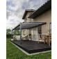 GARDENDREAMS Terrassenüberdachung »Easy Edition«, Breite: 700 cm, Dach: Polycarbonat (PC), anthrazit-Thumbnail