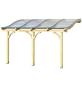 SKANHOLZ Terrassenüberdachung »Venezia«, Breite: 434 cm, Dach: Polycarbonat (PC), weiß-Thumbnail