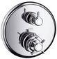 HANSGROHE Thermostat »AXOR Montreux«, Breite: 176 mm, Messing-Thumbnail