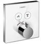 HANSGROHE Thermostat »ShowerSelect«, Breite: 156 mm, Kunststoff/Metall/Sicherheitsglas-Thumbnail