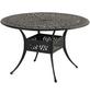 HARTMAN Tisch »Amalfi«, BxHxT: 112 x 74 x 122 cm, Tischplatte: Aluminium-Thumbnail