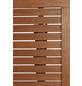Tisch, BxHxL: 100 x 74 x 200 cm, Tischplatte: Eukalyptusholz-Thumbnail