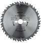 WOLFCRAFT Tisch-Kreissägeblätter 30 mm Bohrdurchmesser-Thumbnail