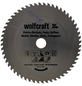 WOLFCRAFT Tisch-Kreissägeblätter  Bohrdurchmesser-Thumbnail