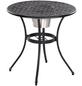 Tisch »Rhodos«, ØxH: 70 x 70 cm, Tischplatte: Aluminium-Thumbnail