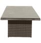 ploß® Tisch »Rocking «, mit Glas-Tischplatte, BxTxH: 220 x 100 x 75 cm-Thumbnail