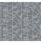 Tischdecke, BxL: 110 x 140 cm, Home, silberfarben-Thumbnail