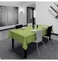 Tischdecke, BxL: 110 x 140 cm, Uni, grün-Thumbnail