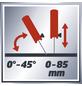 EINHELL Tischkreissäge »TC-TS 2031 U«, 2000 W, Ø-Sägeblatt: 315 mm-Thumbnail