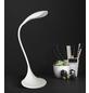 wofi® Tischleuchte, 5,5  W, weiß, Höhe: 37,5  cm-Thumbnail